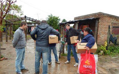 Responsabilidad Social: El Espinillo Formosa 2014