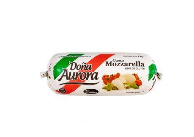 Queso Mozzarella Doña Aurora de Lácteos Aurora 1Kg
