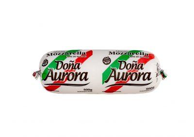 Queso Mozzarella Doña Aurora de Lácteos Aurora 500g