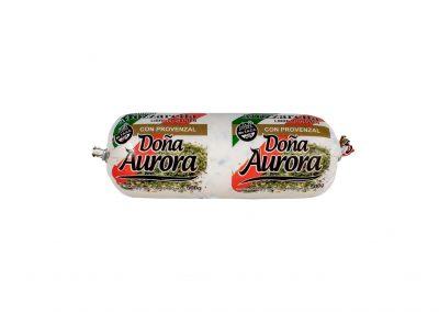 Queso Mozzarella Provenzal Doña Aurora de Lácteos Aurora 500g