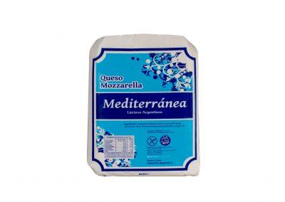 Queso Mozzarella Mediterranea